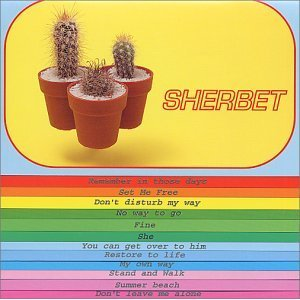 Image for 'SHERBET'