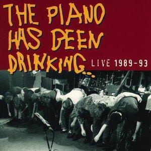 Imagen de 'Live 1989-1993'