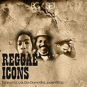 Image for 'Reggae Icons'