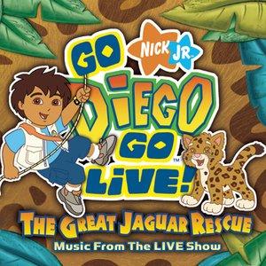 Bild för 'Go Diego Go Live! The Great Jaguar Rescue'