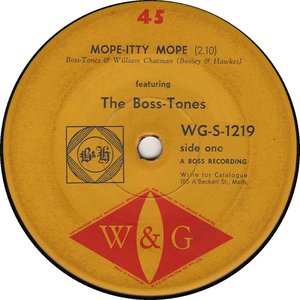 Image for 'Boss-Tones'