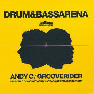 Image for 'Drum and Bass Arena - Andy C and Grooverider'