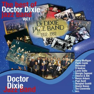 Image for 'The Best of Doctor Dixie Jazz Band Vol. 1'