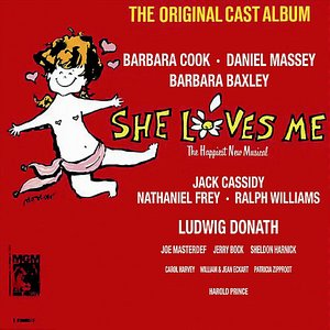 Immagine per 'She Loves Me (1963 Original Broadway Cast)'