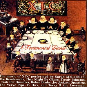 Image for 'A Testimonial Dinner: The Songs of XTC'