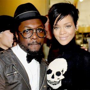 Imagem de 'Rihanna & Will.i.am'