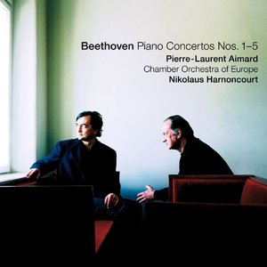 Image for 'Beethoven : Piano Concertos Nos  1 - 5'