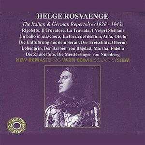 Image pour 'Helge Rosvaenge: The Italian & German Repertoire'
