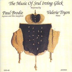 Image for 'Glick: Suite Hebraique Nos. 1 and 4 / Saxophone Sonatas'