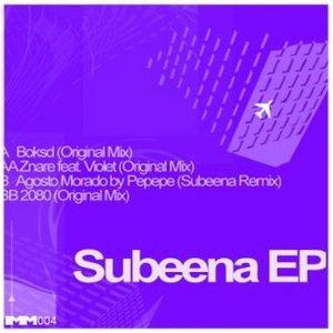 Image for 'Subeena EP'