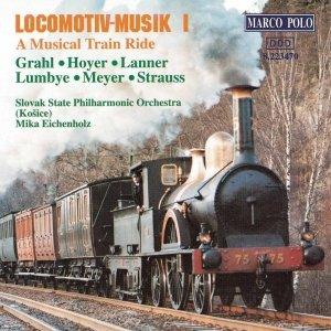 Bild för 'Locomotiv-Musik 1: A Musical Train Ride'