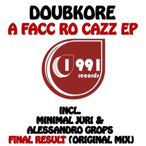 Image for 'A facc ro cazz - EP'