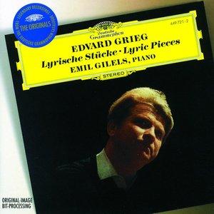 Image pour 'Grieg: Lyric Pieces'