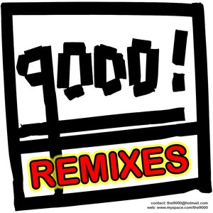 Imagen de '9000 Remixes'