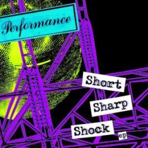 Image for 'Short Sharp Shock E.P.'