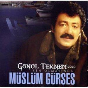 Bild für 'Sen Olmayinca - Gönül Teknem'