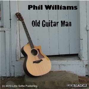 Image for 'Old Guitar Man'