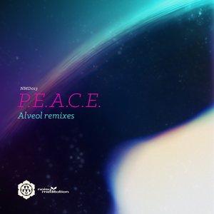 Image for 'P.E.A.C.E. (Alveol Remixes)'