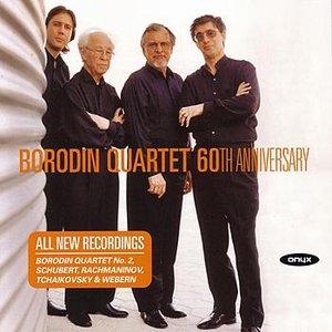 Image for 'Borodin Quartet 60th Anniversary'