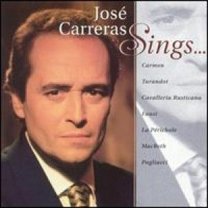 Image for 'Carreras Sings Latest'