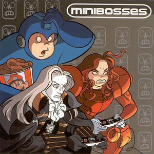 Image for 'The Minibosses EP'