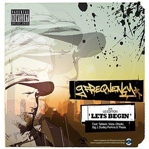 Image for 'Let's Begin'