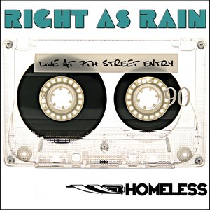 Image for 'Right As Rain: Live at 7th Street Entry'