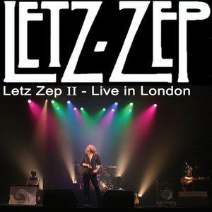 Image for 'Letz Zep II -  Live in London'