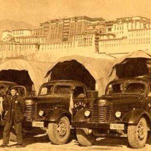 Imagem de 'Escape From Lhasa'