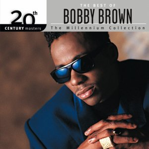 Immagine per 'The Best Of Bobby Brown 20th Century Masters The Millennium Collection'