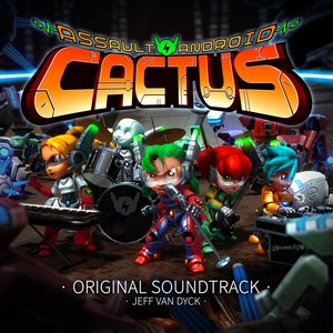 Image for 'Assault Android Cactus (Soundtrack)'