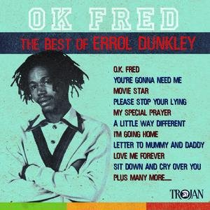 Image pour 'OK Fred - The Best Of Errol Dunkley'