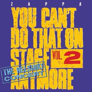 Image for 'You Can't Do That On Stage Anymore Vol. 2'