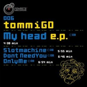 Image for 'My Head E.P.'