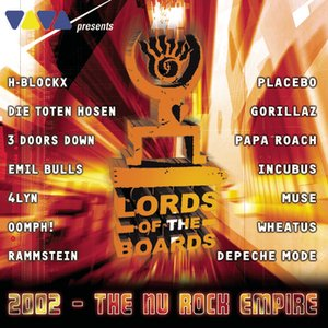 Image for 'Lords Of The Boards 2002'