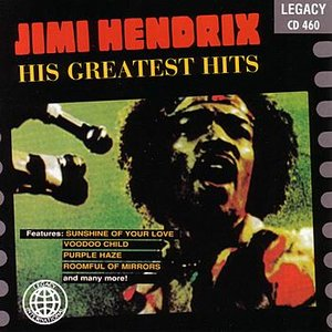 Image for 'Jimi Hendrix - His Greatest Hits'