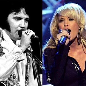 Image for 'Elvis Presley & Carrie Underwood'