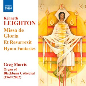 Image for 'Leighton: Missa de Gloria - Et Resurrexit - Hymn Fantasies'