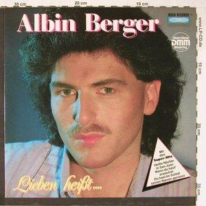 Image for 'Albin Berger'