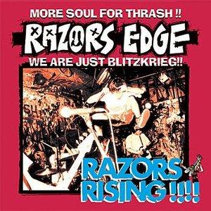 Image for 'Razors Rising!!!!'