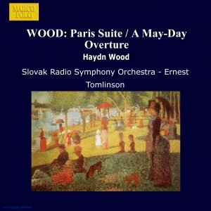 Image for 'WOOD: Paris Suite / A May-Day Overture'