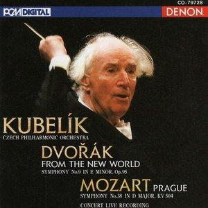 Imagen de 'Mozart: Symphony No. 38 - Dvorak: Symphony No. 9'
