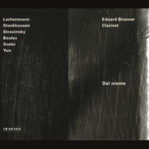 Image for 'Stravinsky, Boulez, Stockhausen: Dal Niente'