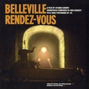 Image for 'Belleville Rendez-Vous'