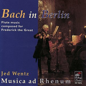 Image for 'Bach in Berlin'