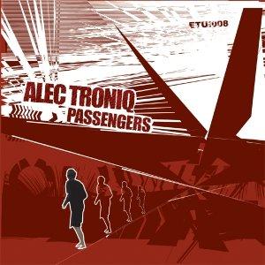 """""""Passengers""""的封面"""