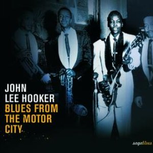 Image pour 'Blues From The Motor City'