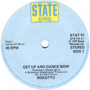 Image for 'Get Up & Dance Now'