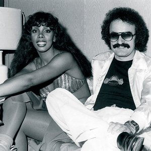 Image for 'Giorgio Moroder feat. Donna Summer'