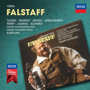 Immagine per 'Verdi: Falstaff'